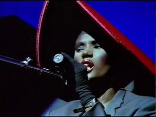 Grace Jones /// A One Man Show EDITED /// Live 1981 /// AI HD interpretation