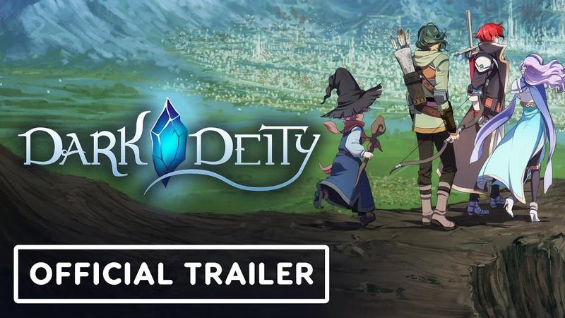 Dark Deity Official Nintendo Switch Trailer gamescom 2021