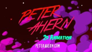 Peter Ahern 2D Animation Reel 2020
