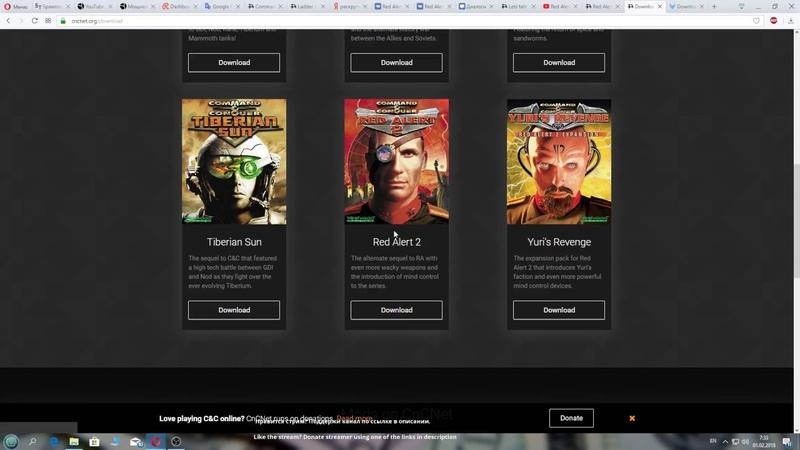 Играть Red Alert 2 по интернету Гайд по настройке от Win4ester а