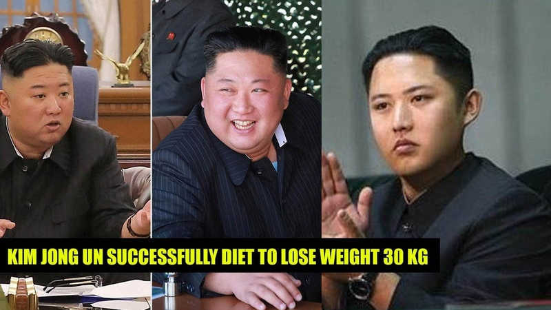 Breaking news Korean leader Kim Jong is on an extraordinary diet due to his critical illness