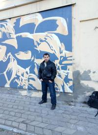 Рисунок профиля (Иван Черненко)