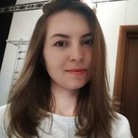 Фотография страницы Оксаны Буралевой ВКонтакте