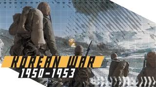 Korean War 1950-1953 - The Cold War DOCUMENTARY