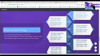 TRONCASE FULL ZOOM 4400 withdraw 5500 REDEPOSIT!! #PtcPat pumping his passive income DYOR!!