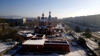 Церковь Комсомольск-на-Амуре