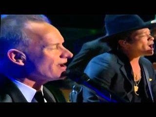Bruno Mars, Rihanna, Sting perform Bob Marley Tribute