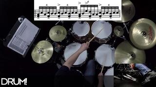 Groove Analysis: Brooks Wackerman