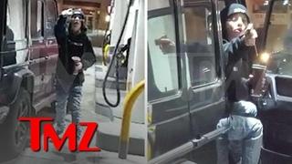 Lil Xan Pulls Gun on Man Taunting Him About Tupac 'Boring' Remark | TMZ