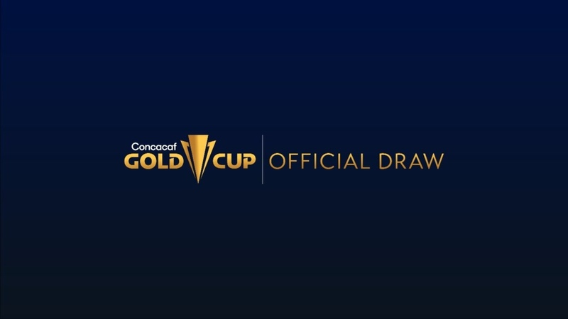 Official Draw 2021 Gold Cup