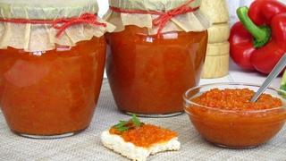 Кабачковая икра на зиму. Очень вкусно! ☆ Удачный рецепт Как приготовить кабачковую икру с перцем
