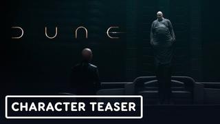 Dune: Exclusive Baron Harkonnen Video (2021) - Stellan Skarsgård